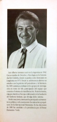 Solapa de Autoliberación, Editorial Planeta, 1991.