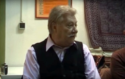 Luis Ammann en Madrid, año 2006.