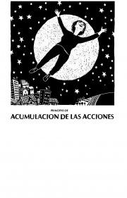 Principio de acumulación de las acciones